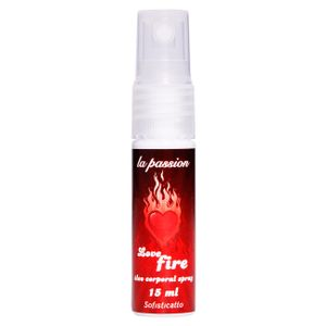 Love Fire Spray 15ml Sofisticatto