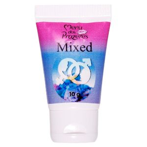 Mixed Excitante Unisex 10g Menu Dos Prazeres