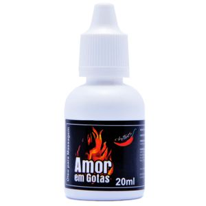 Amor Em Gotas Excitante 20ml Chillies