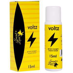 Voltz Gel Excitante Eletrizante 15ml Secret Love