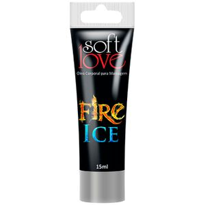 Fire Ice 15 Ml Bisnaga  Soft Love