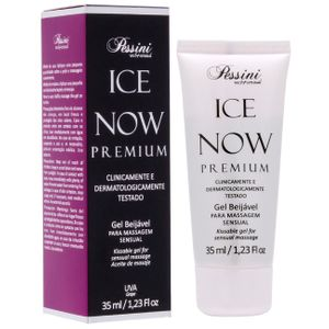 Ice Now Premium Gel Comestivel 35 Ml Pessini