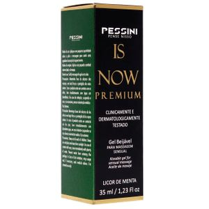 Is Now Premium Gel Comestivel 35 Ml Pessini
