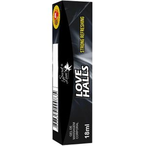 Love Halls Gel De Massagem 18ml Secret Love