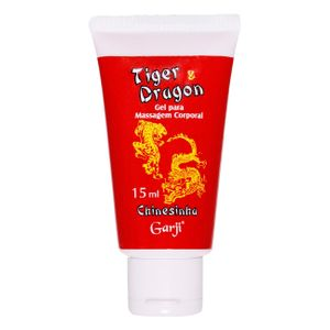 Tiger & Dragon Bisnaga  Chinesinha 15 Ml Garji