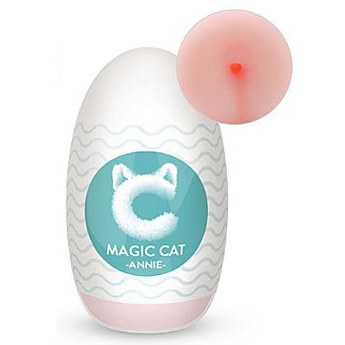 Magic Cat Annie Masturbador Egg Masculino Cyber