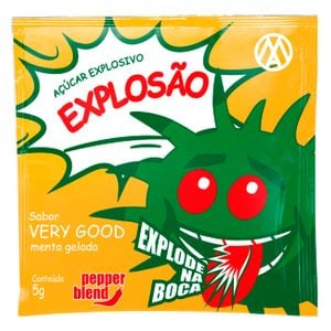 Very Good Explosão Oral Mamonas 5g Pepper Blend