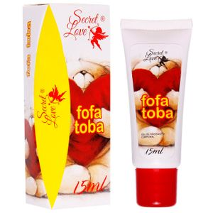 Fofa Toba Excitante Anal 15ml Secret Love