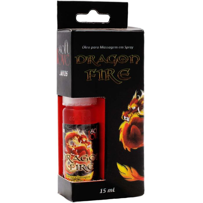 Dragon Fire Jatos 15ml Soft Love