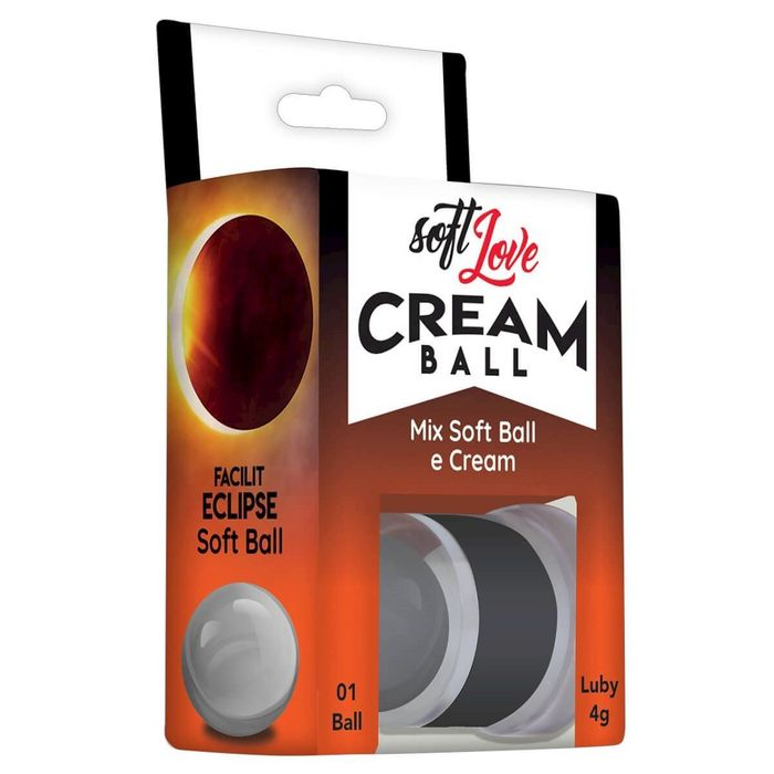 Cream Ball Facili Eclipse Black Diamond Soft Love