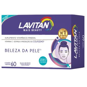 Lavitan Mais Beauty Cimed