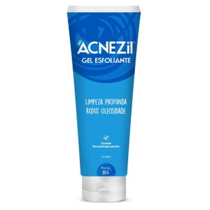 Gel Esfoliante Acnezil 80g Cimed