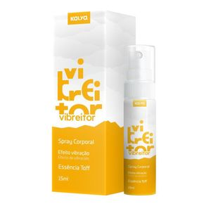 Vibreitor Spray Corporal 15ml Kalya