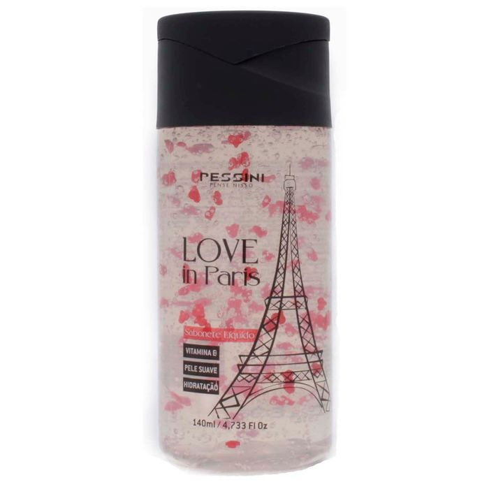 Love In Paris Sabonete Liquido 140ml Pessini