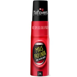 Mais Profunda Spray Oral 12 Ml Hot Flowers