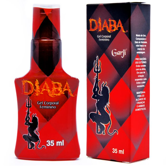 Diaba Excitante Femino Spray 35ml Garji