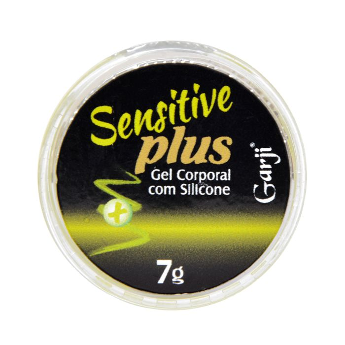 Sensitive Plus Anestésico 7g Garji
