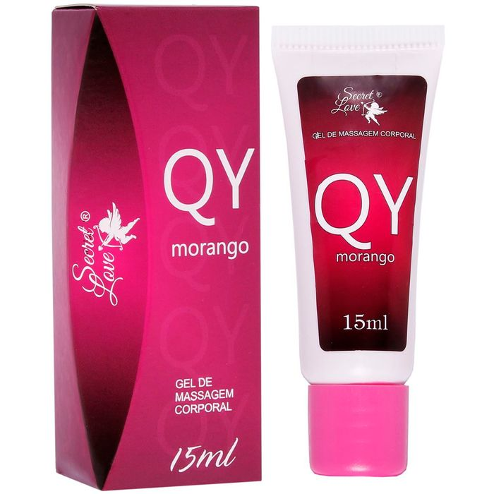 Qy Gel De Massagem 15ml Secret Love