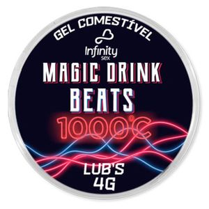 Lub´s 1000°c Magic Drink Beats 4g Infinity Sex