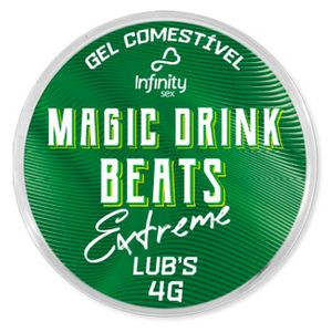 Lub's Extreme Magic Drink Beats 4g Infinity Sex