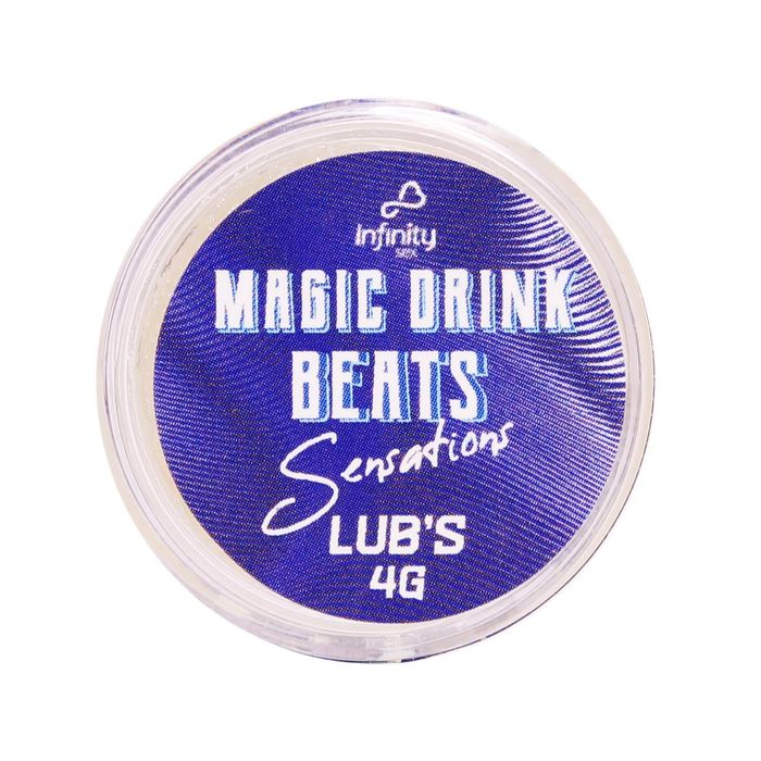 Lub's Sensation Magic Drink Beats 4g Infinity Sex