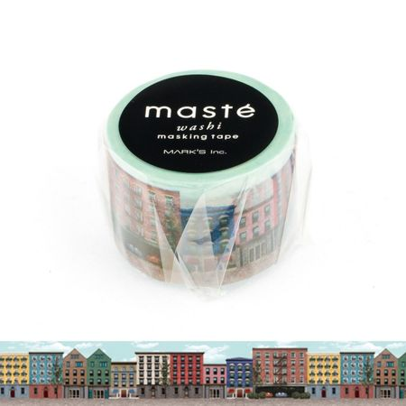 WASHI TAPE MASTÉ APARTMENT