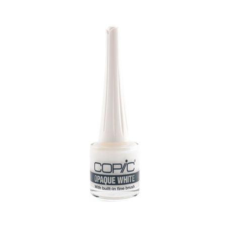OPAQUE WHITE C/ PINCEL 10ML