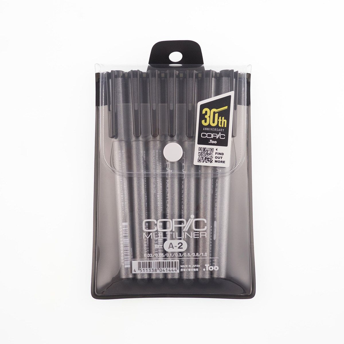 KIT MULTILINER A-2 C/ 7 UNIDADES