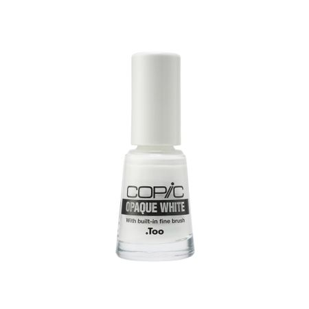 OPAQUE WHITE C/ PINCEL 6ML