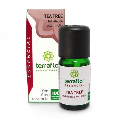 ÓLEO ESSENCIAL TERRA FLOR TEA TREE 10ML