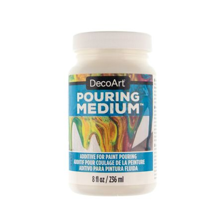 MEDIUM FLUIDIFICADOR POURING DECORART 236ML