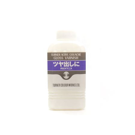Verniz Brilhante P/ Guache Acrílica Turner Colour Works 160ml