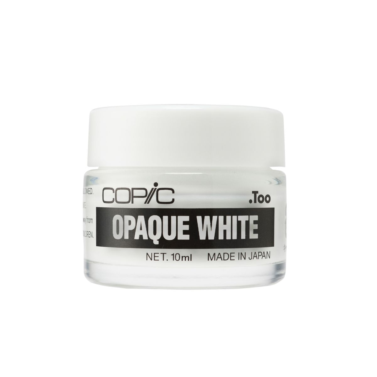 Opaque White 10ml