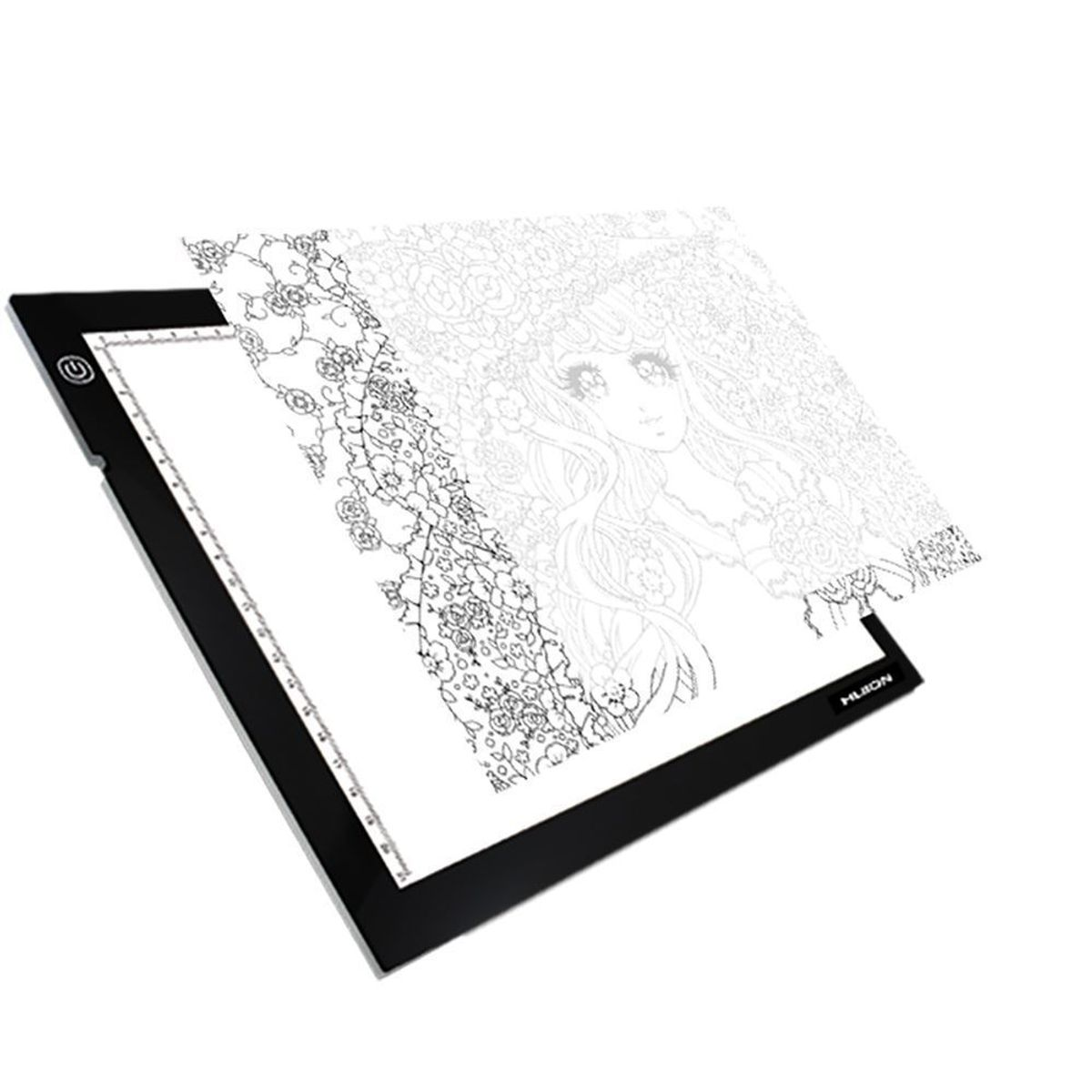 Mesa De Luz Huion Led Light Pad L4s A4