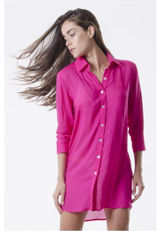 CHEMISE PINK