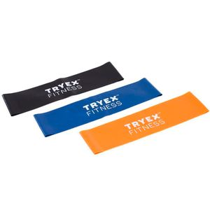 KIT COM 3 MINI BANDS TRYEX (0.6, 0.8, 1.0 MM)