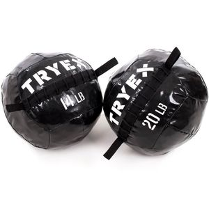 KIT WALL BALL 14LBS + 20LBS (MEDBALL)