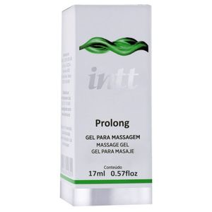 PACK 10 UNIDADES PROLONG GEL PROLONGADOR MASCULINO 17ML INTT