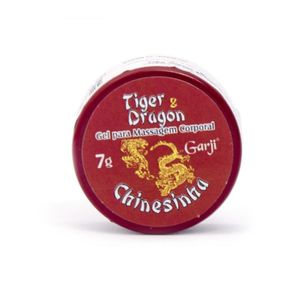 PACK 10 UNIDADES TIGER & DRAGON POTE CHINESINHA 7G GARJI