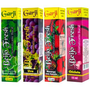 FRESH AROMATIZANTE BUCAL 15ML GARJI