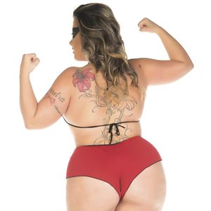 KIT MINI FANTASIA PLUS SIZE SRA INCRÍVEL PIMENTA SEXY
