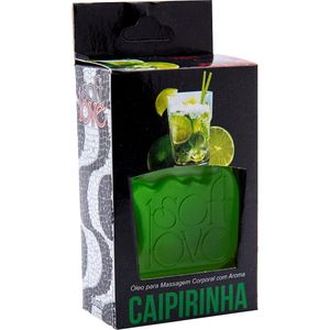 PACK 10 GÉIS HOT CAIPIRINHA 30ML SOFT LOVE