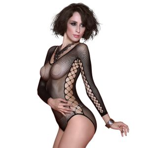 KINGSPEARL BODY MANGA LONGA ARRASTÃO CIA IMPORT