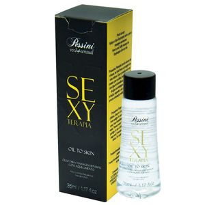ÓLEO MASSAGEM SENSUAL HOT SEXY TERAPIA 35ML PESSINI