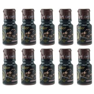 PACK 10 UNIDADES GEL HOT CHOCOLATE 15ML GARJI