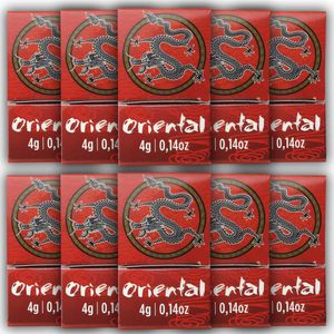 PACK 10 UNIDADES POMADA ORIENTAL POTE 4GR HOT FLOWERS