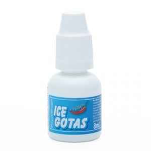 PACK 10 UNIDADE ICE GOTAS 8ML CHILLIES