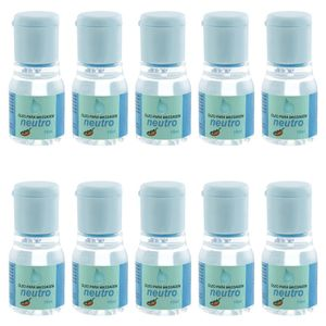 PACK 10 LUBRIFICANTE NEUTRO 15ML CHILLIES