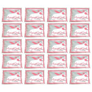 PACK 20 UNIDADES SACHÊ AQUAGEL NEUTRO 5ML SEXY FANTASY