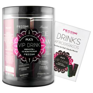 KIT PLICS VIP DRINK PESSINI
